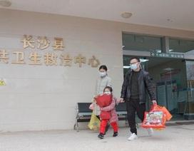 Trung Quốc nói 328 người nhiễm virus corona đã khỏi bệnh