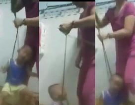 Đề nghị khởi tố người quay video cháu bé 4 tuổi bị mẹ bạo hành