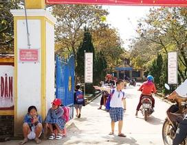 Thừa Thiên Huế: Nhiều phụ huynh cho con nghỉ học để tránh dịch Corona