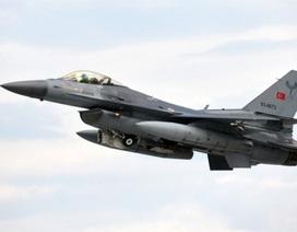 Thổ Nhĩ Kỳ điều F-16 đáp trả cáo buộc Syria tấn công chết 4 quân nhân