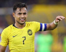 Ngôi sao Malaysia gửi lời thách thức đội tuyển Việt Nam