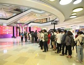 'Cơn sốt' săn vàng cùng MoMo đổ bộ trung tâm thương mại ở Sài Gòn