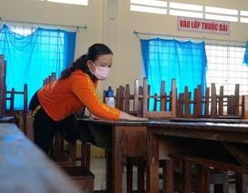Vĩnh Long tổng vệ sinh các trường học để phòng dịch do virus Corona