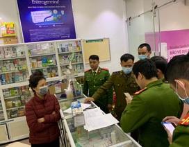 """Công an Hà Nội công khai thêm 25 cửa hàng """"chặt chém"""" người mua khẩu trang"""