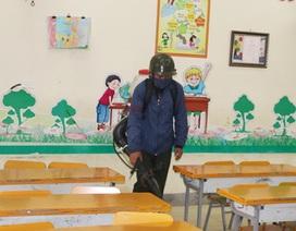 Hà Tĩnh: Gần 190 trường học được phun hóa chất diệt khuẩn, phòng chống virus Corona