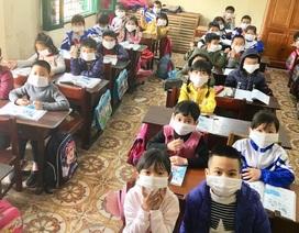 Ninh Bình cho học sinh nghỉ học, phun thuốc khử trùng các trường chống dịch Corona