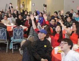 Tết của sinh viên và chuyên gia người Việt tại Saint Louis