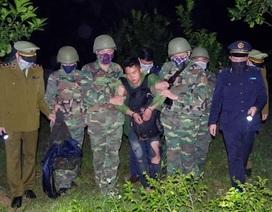 """Bắt """"trùm"""" ma túy người Lào, thu giữ 4kg ma túy đá, 36.000 viên hồng phiến"""