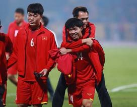 Công Phượng và Xuân Trường là những cầu thủ nội cao giá nhất V-League