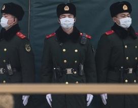 Bộ Chính trị Trung Quốc nhận thiếu sót vụ dịch virus corona