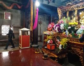Nhiều đền, chùa vắng khách đi lễ do lo ngại virus corona