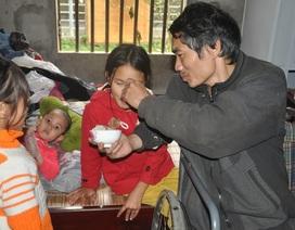 3 đứa trẻ thường xuyên nhịn đói được bạn đọc giúp đỡ 138 triệu đồng