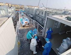 Bệnh viện dã chiến Vũ Hán đón bệnh nhân đầu tiên sau 10 ngày xây dựng