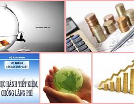 Chương trình tổng thể của Chính phủ thực hành tiết kiệm, chống lãng phí năm 2020