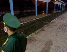 Ga Đồng Đăng chuẩn bị đón chuyến tàu liên vận trước khi tạm dừng giữa dịch corona