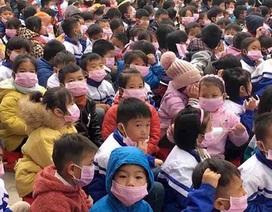 Hàng chục trẻ ho, sốt sau khi cha mẹ từ Trung Quốc về