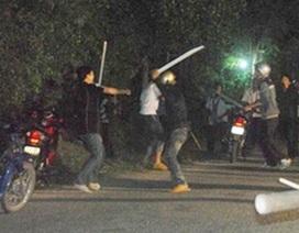 Bắt khẩn cấp 11 thanh niên tham gia hỗn chiến khiến 2 người thương vong