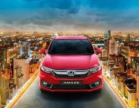 Honda Amaze có giá chỉ từ 198 triệu đồng tại Ấn Độ