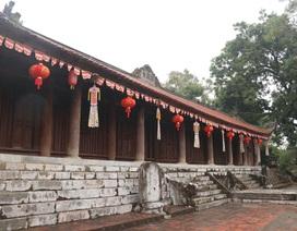 Hà Nội: Cảnh đìu hiu ở ngôi chùa ngàn tuổi giữa mùa dịch virus corona
