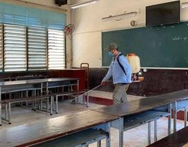 TPHCM: Học sinh, giáo viên đi qua vùng dịch phải khám sức khỏe