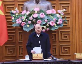 Thủ tướng: Đối phó với dịch corona không được chủ quan, nhưng cũng không hoang mang