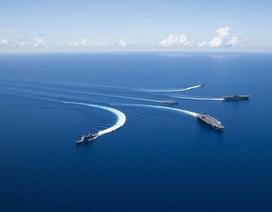 """Bộ Quốc phòng: Các nước tăng cường """"can dự"""" vào vấn đề Biển Đông"""