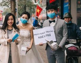Ấm lòng những hình ảnh đẹp của người Việt giữa mùa dịch virus corona