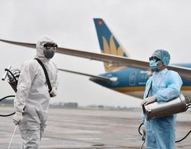"""""""Đóng cửa"""" đường bay Việt Nam - Nga, Đài Loan vì dịch bệnh nghiêm trọng"""