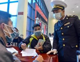 Tận mắt quy trình kiểm dịch gắt gao tại cửa khẩu Hữu Nghị