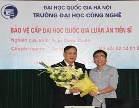 Tiến sĩ khoa học trẻ có nhiều bài báo quốc tế được tạp chí Forbes Việt Nam vinh danh