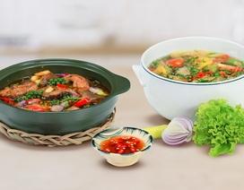Mâm cơm Việt có thể đạm bạc nhưng không thể thiếu gia vị đặc biệt này