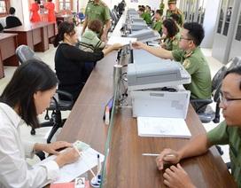 Công an Đắk Nông khánh thành Bộ phận một cửa tích hợp mọi thủ tục