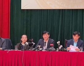 Bộ Y tế: Còn quá sớm dự báo đỉnh dịch virus corona ở Việt Nam