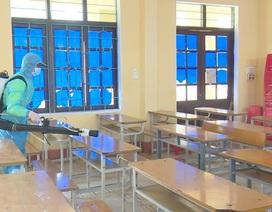 Thanh Hóa: Các trường học thường xuyên theo dõi sức khỏe học sinh
