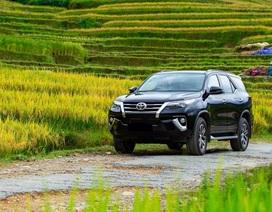 Ưu đãi lớn đầu xuân từ Toyota nhân dịp 25 năm thành lập