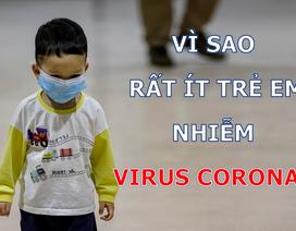 Vì sao rất ít trẻ em nhiễm virus corona?