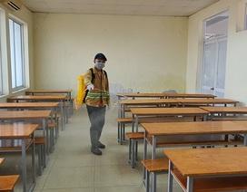 Hàng trăm nghìn sinh viên phía Nam tiếp tục được nghỉ phòng virus corona