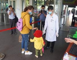Lập chốt kiểm soát virus corona tại ga Sài Gòn
