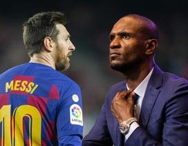 """Barcelona có giải quyết được """"cơn sóng ngầm"""" của Messi - Abidal?"""