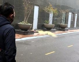 Hà Nội: Cô gái trẻ rơi từ tầng 20 chung cư The Golden Palm