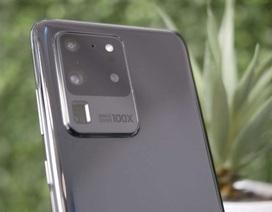 Lộ ảnh thực tế rõ nét của Galaxy S20 Ultra với cụm camera zoom 100x
