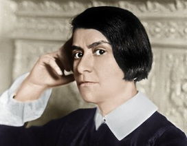 Else Lasker-Schüler: Chân dung nữ nhà thơ - họa sĩ được Google tôn vinh