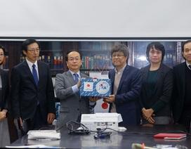 Nhật Bản hỗ trợ Việt Nam nhiều loại sinh phẩm giúp phòng chống dịch corona