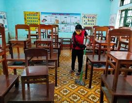 Quảng Trị cho học sinh nghỉ học thêm 1 tuần phòng dịch Corona