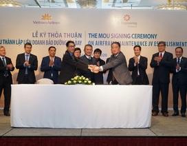Sắp có cơ sở bảo dưỡng máy bay tầm cỡ quốc tế tại Việt Nam