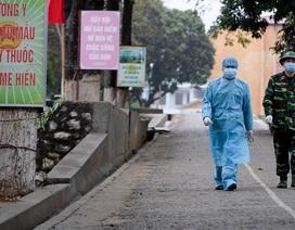 Tâm thế của bác sĩ trong khu cách ly hơn 400 người ở Lạng Sơn