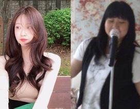 Cô gái Hàn nặng 101kg trẻ con nhìn khóc thét, giảm cân xinh như tiên nữ