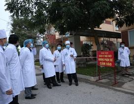 """Sớm hoàn thiện khu cách ly tuyệt đối ở """"tâm dịch"""" corona Vĩnh Phúc"""