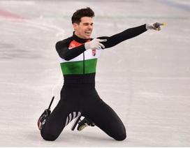 Nhà vô địch Olympic bị cấm thi đấu 1 năm vì xúc phạm Trung Quốc