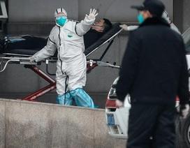 Số người chết vì virus corona ở Trung Quốc tăng lên 636 người
